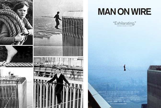 man on wire Find great deals on ebay for man on wire shop with confidence.